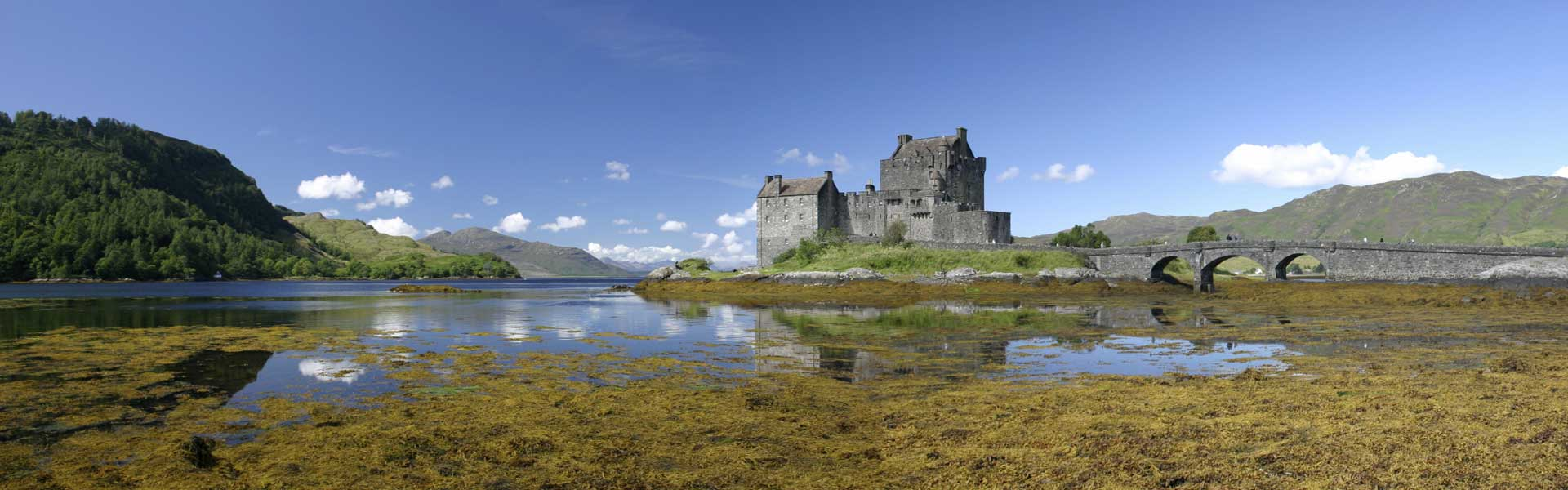 Scotland - Historic and Romantic