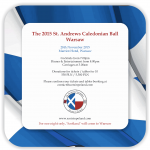 Caledonian Ball 2015 - Reserve your tickets now!