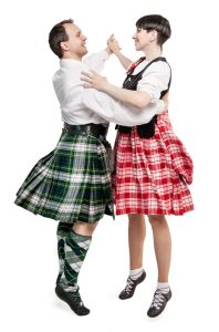 Dance the night away at the Ceilidh